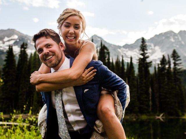 Jonathan and Taryn's wedding in Fernie, British Columbia 99