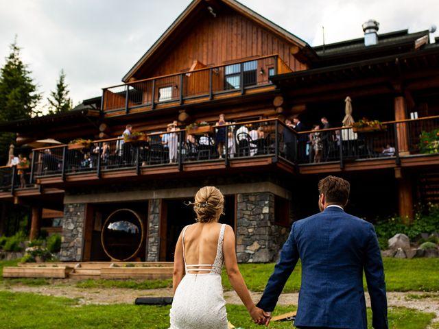 Jonathan and Taryn's wedding in Fernie, British Columbia 102