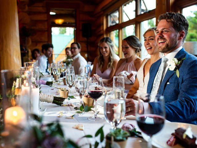 Jonathan and Taryn's wedding in Fernie, British Columbia 105