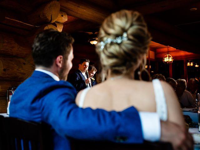 Jonathan and Taryn's wedding in Fernie, British Columbia 109