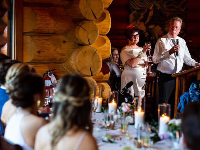 Jonathan and Taryn's wedding in Fernie, British Columbia 111