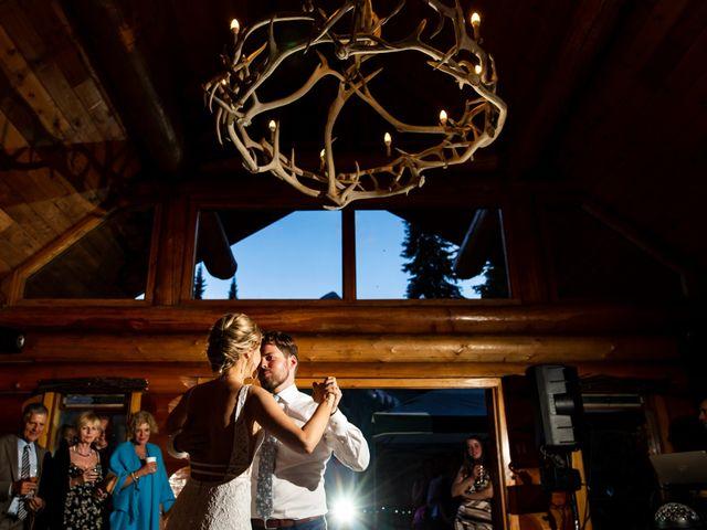 Jonathan and Taryn's wedding in Fernie, British Columbia 116