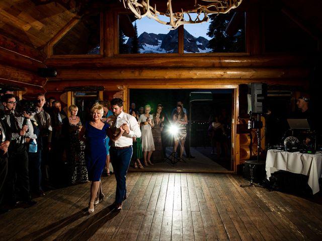 Jonathan and Taryn's wedding in Fernie, British Columbia 120