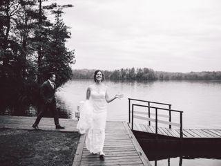The wedding of Rachel and Mike 2