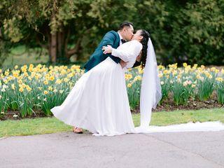 The wedding of Mira and Herald