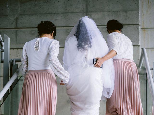 Herald and Mira's wedding in Burnaby, British Columbia 18