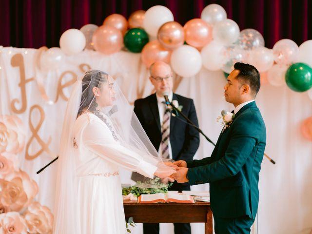 Herald and Mira's wedding in Burnaby, British Columbia 23