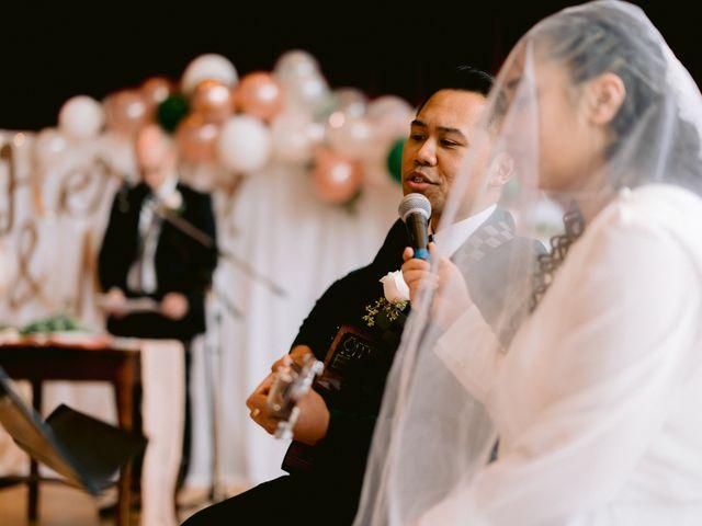 Herald and Mira's wedding in Burnaby, British Columbia 25