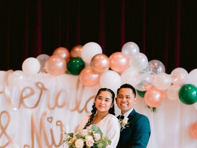 Herald and Mira's wedding in Burnaby, British Columbia 27