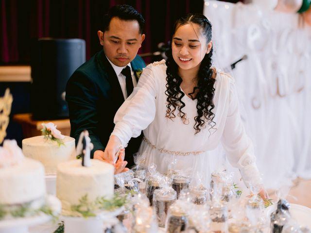 Herald and Mira's wedding in Burnaby, British Columbia 28