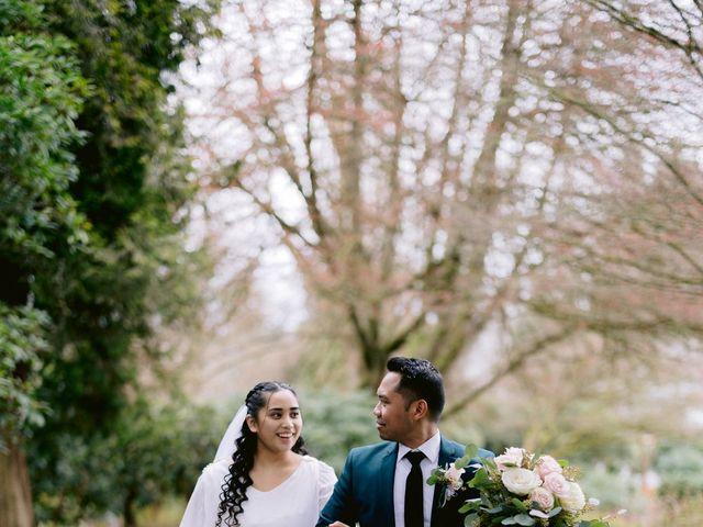 Herald and Mira's wedding in Burnaby, British Columbia 35