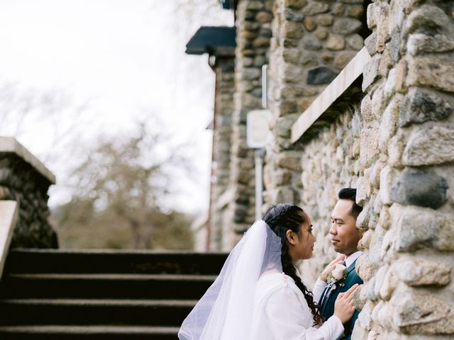 Herald and Mira's wedding in Burnaby, British Columbia 36