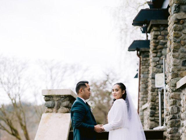 Herald and Mira's wedding in Burnaby, British Columbia 37