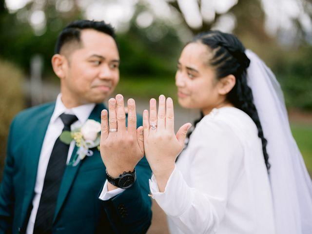 Herald and Mira's wedding in Burnaby, British Columbia 39