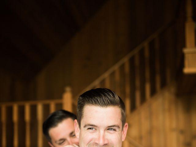 Clay and Cassie's wedding in Kananaskis, Alberta 6
