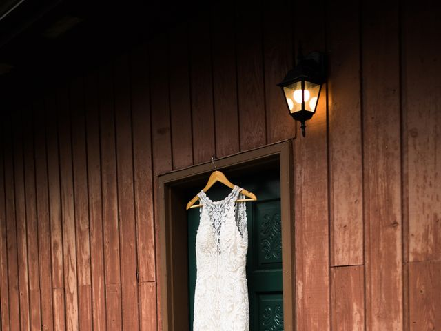 Clay and Cassie's wedding in Kananaskis, Alberta 14