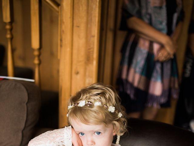 Clay and Cassie's wedding in Kananaskis, Alberta 18