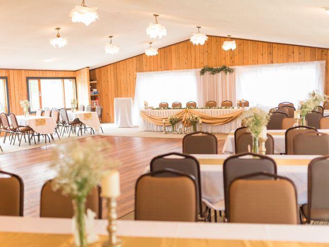Clay and Cassie's wedding in Kananaskis, Alberta 74