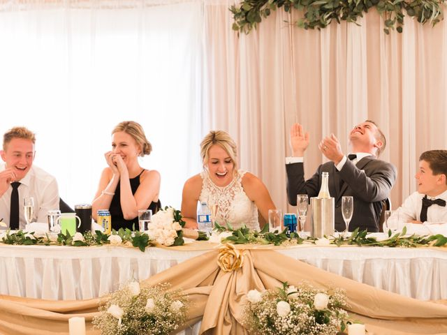 Clay and Cassie's wedding in Kananaskis, Alberta 81