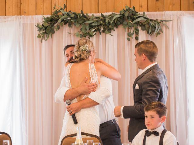 Clay and Cassie's wedding in Kananaskis, Alberta 83