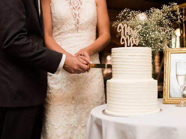 Clay and Cassie's wedding in Kananaskis, Alberta 85