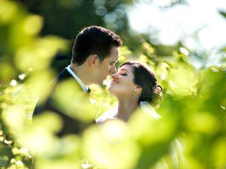 The wedding of Angela and David 1