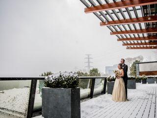 The wedding of Gloria and Jordan