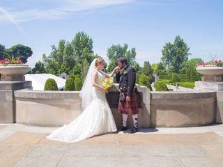 The wedding of Tatiana and Mitch