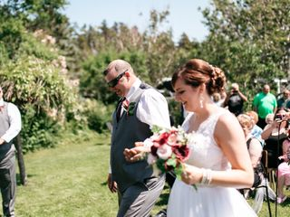 The wedding of Justin and April 3