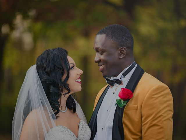 Leon and Julia's wedding in Scarborough, Ontario 1