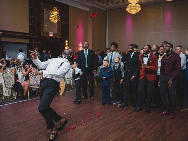 Leon and Julia's wedding in Scarborough, Ontario 12