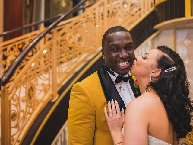 Leon and Julia's wedding in Scarborough, Ontario 23