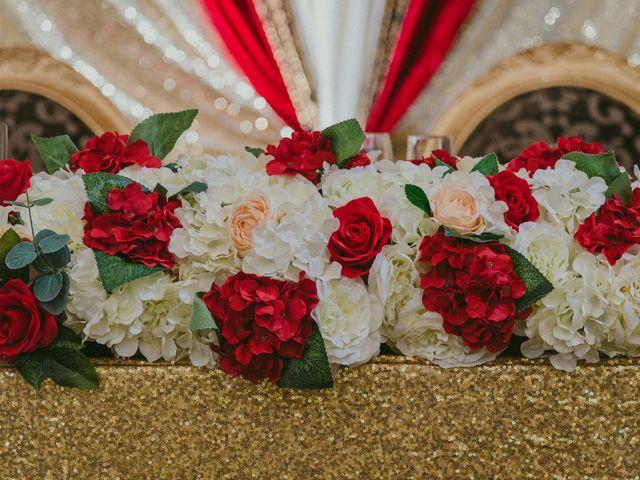 Leon and Julia's wedding in Scarborough, Ontario 30