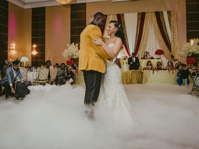 Leon and Julia's wedding in Scarborough, Ontario 32