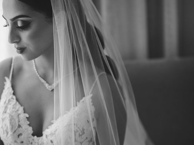 Wassim and Sabrina's wedding in Montreal, Quebec 8