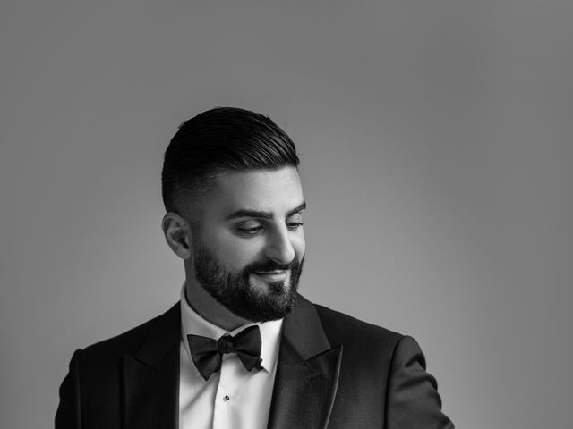 Wassim and Sabrina's wedding in Montreal, Quebec 9