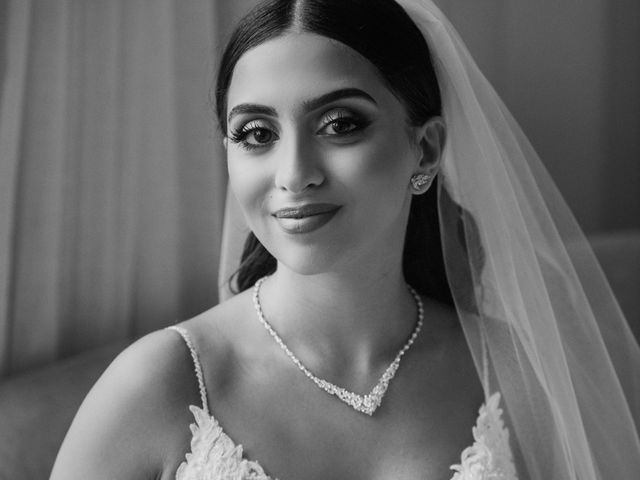 Wassim and Sabrina's wedding in Montreal, Quebec 10
