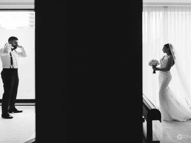 Wassim and Sabrina's wedding in Montreal, Quebec 1