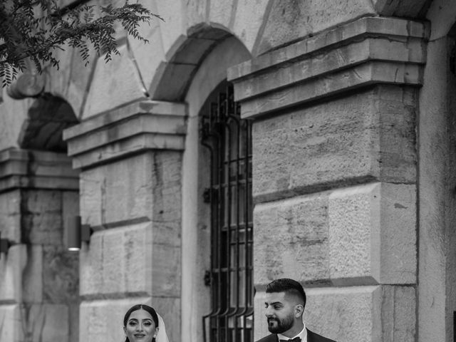 Wassim and Sabrina's wedding in Montreal, Quebec 13