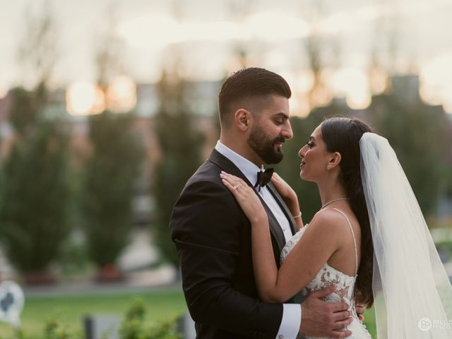 Wassim and Sabrina's wedding in Montreal, Quebec 2