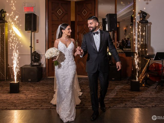 Wassim and Sabrina's wedding in Montreal, Quebec 19