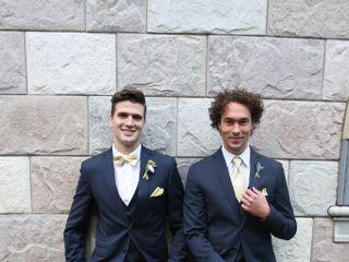 The wedding of Chloe and Joseph 2