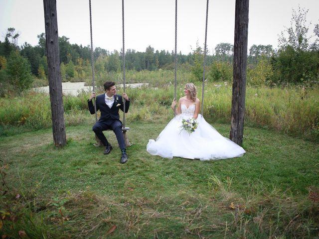 The wedding of Chloe and Joseph