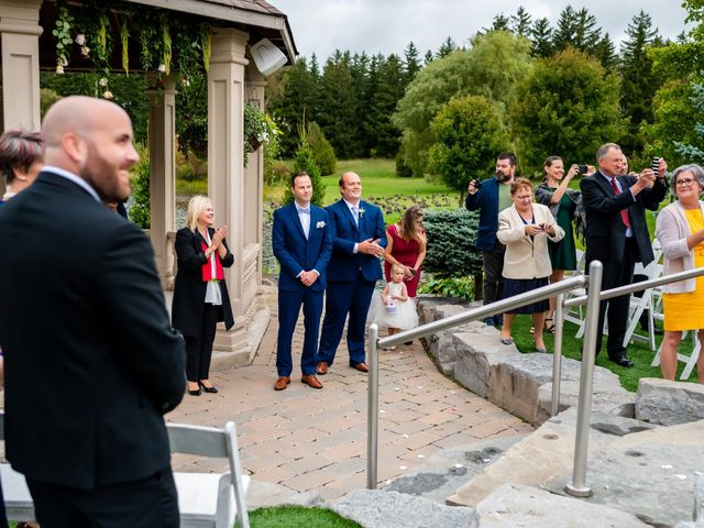 Daniel and Justyna's wedding in Caledon, Ontario 5