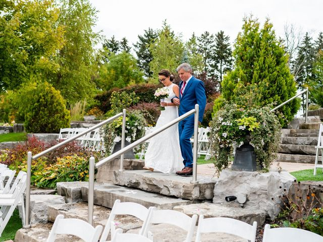 Daniel and Justyna's wedding in Caledon, Ontario 6