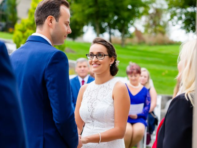 Daniel and Justyna's wedding in Caledon, Ontario 7