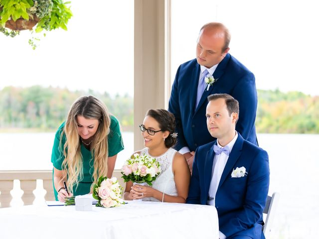 Daniel and Justyna's wedding in Caledon, Ontario 16