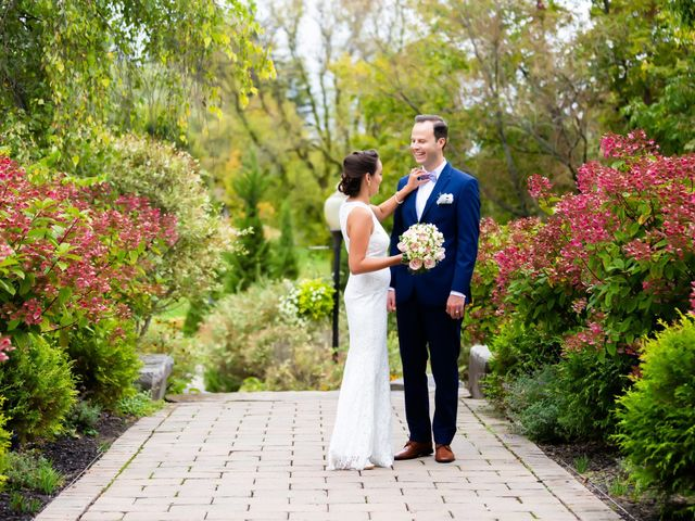 Daniel and Justyna's wedding in Caledon, Ontario 30