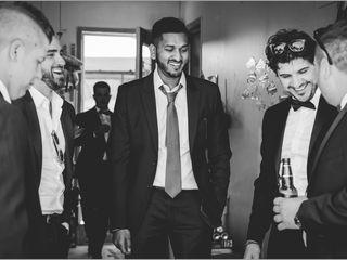 The wedding of Lindsey and Chris 3