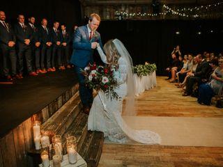 The wedding of Destiny and Sam 2
